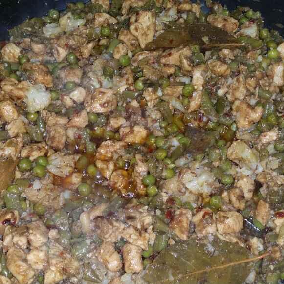 How to make Chicken Zeera Fried Rice