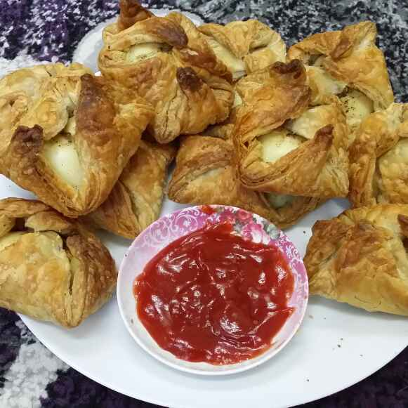 How to make Egg Puffs....