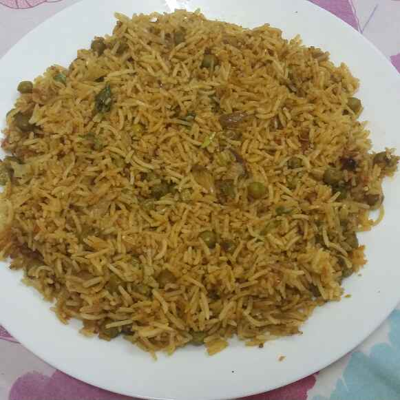 How to make Tawa Pulao (With Cabbage)