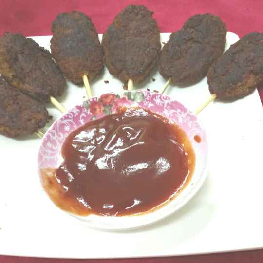 Photo of Hyderabadi Shami Kabab Sticks... by Zeenath Muhammad Amaanullah at BetterButter