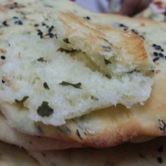 Photo of Buttery Methi Naan by Zeenath Muhammad Amaanullah at BetterButter