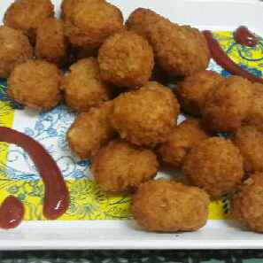 Photo of Homemade Tandoori Chicken Popcorn by Zeenath Muhammad Amaanullah at BetterButter