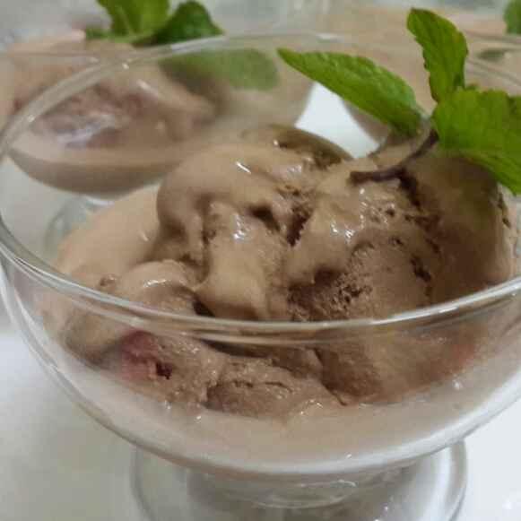How to make Mint Chocolate Ice Cream