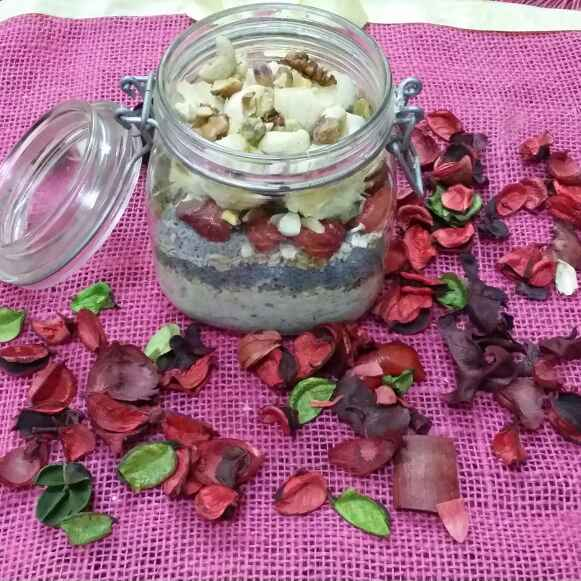How to make Muesli and Chia Seeds Porridge