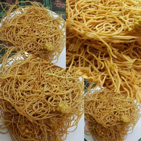 How to make Besan Sev