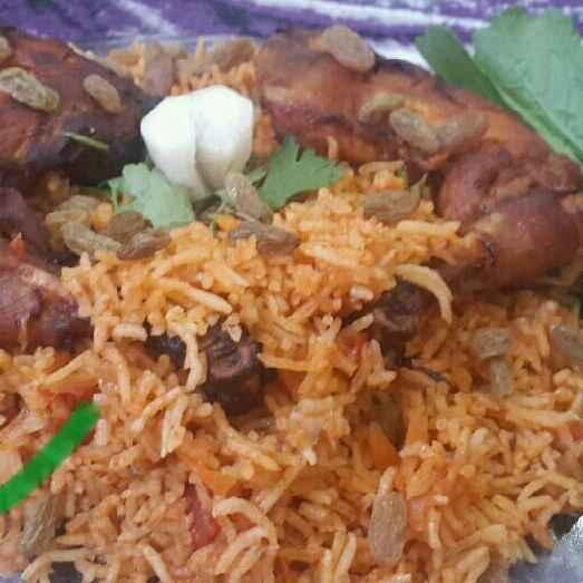 Chicken Kabsa Recipe By Zeenath Muhammad Amaanullah At Betterbutter