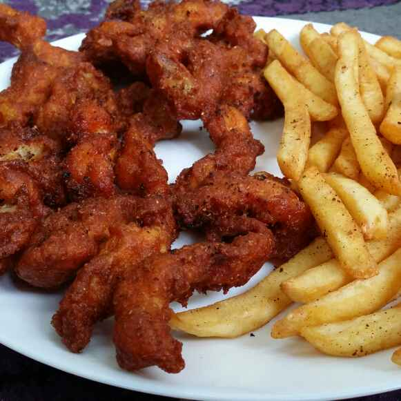 Photo of Classic Fish and Chips by Zeenath Muhammad Amaanullah at BetterButter