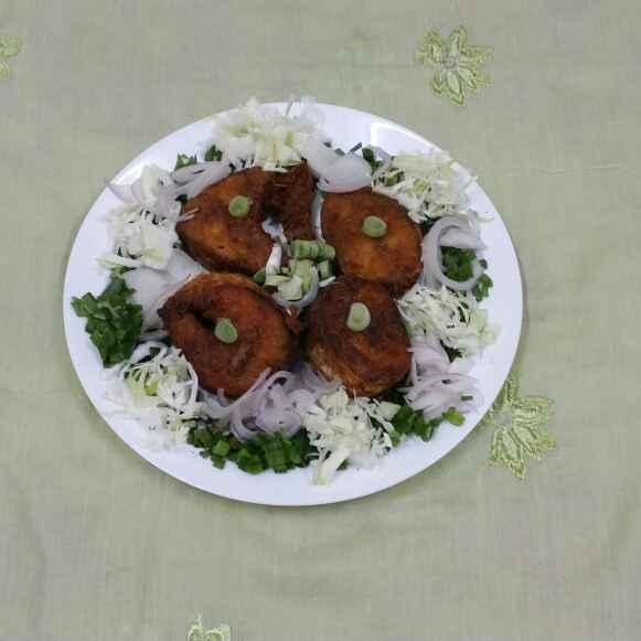Photo of Masaledaar Fried Fish by Zeenath Muhammad Amaanullah at BetterButter