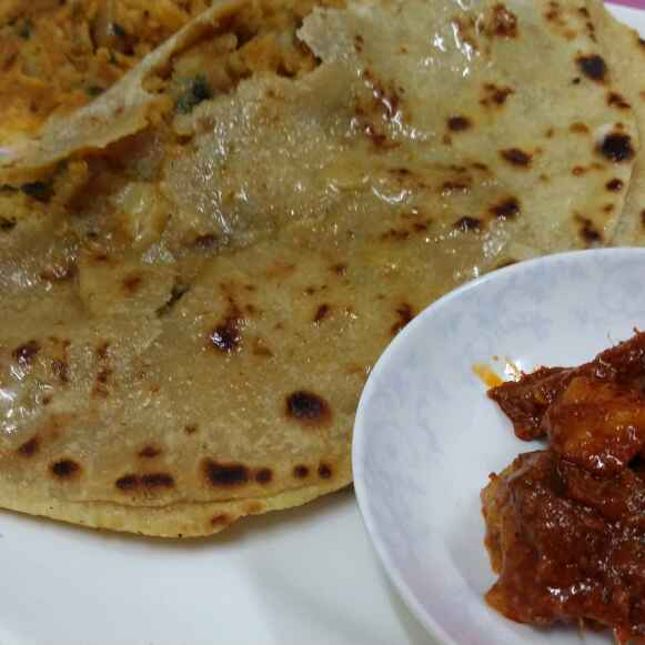 How to make Aaloo Parathas..