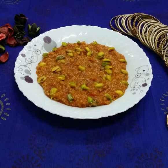 How to make Hyderabadi Shahjahani Meetha (Tomato Halwa)