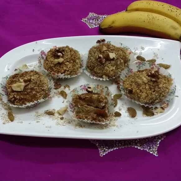 How to make Banana and Dates Cutlets