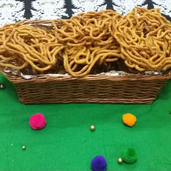 How to make Kasoori Methi Rice Flour Janthikalu/Murukulu