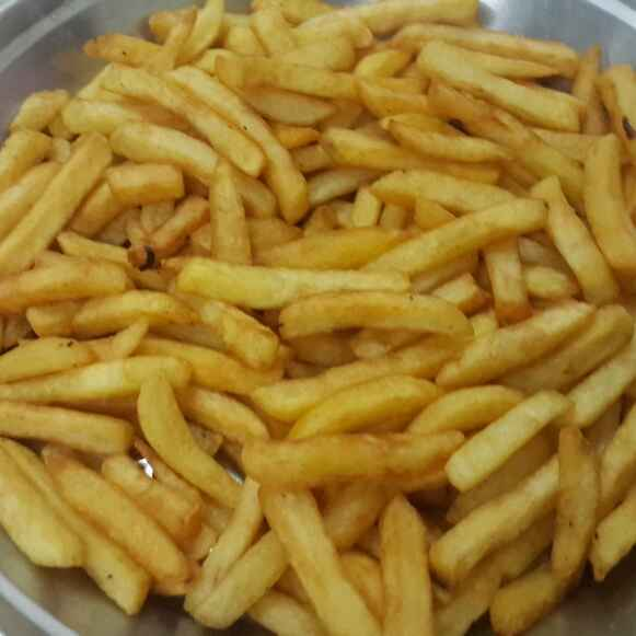 How to make Homemade French Fries with Tamarind Sauce
