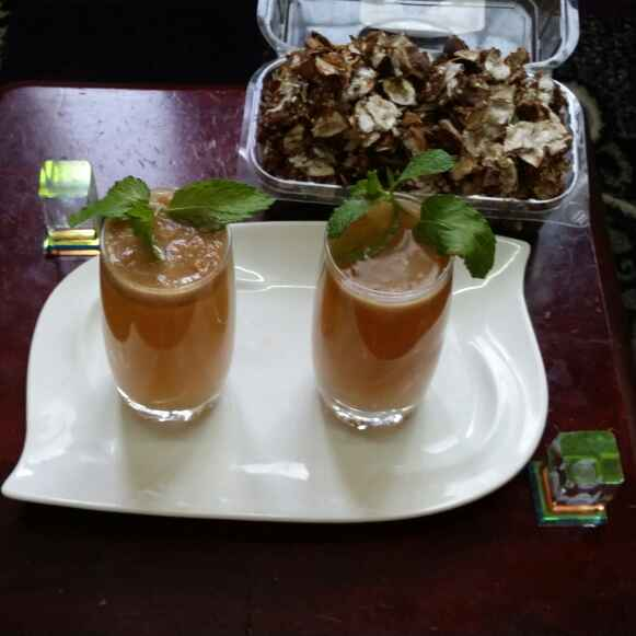 How to make Tamarind Slushie....