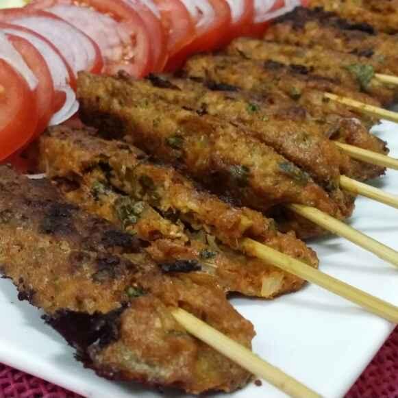 How to make Murg Kababs