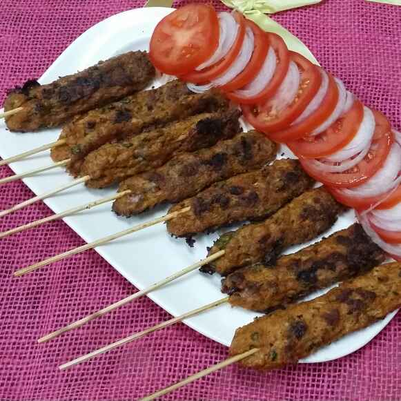 Photo of Murg Kababs by Zeenath Muhammad Amaanullah at BetterButter