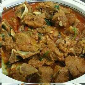 How to make Ghee Mutton Roast