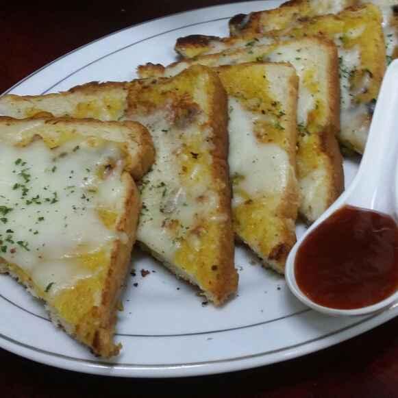How to make Cheesy Suji Toast...