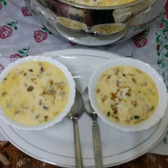 How to make Eid Special Sheer Khurma