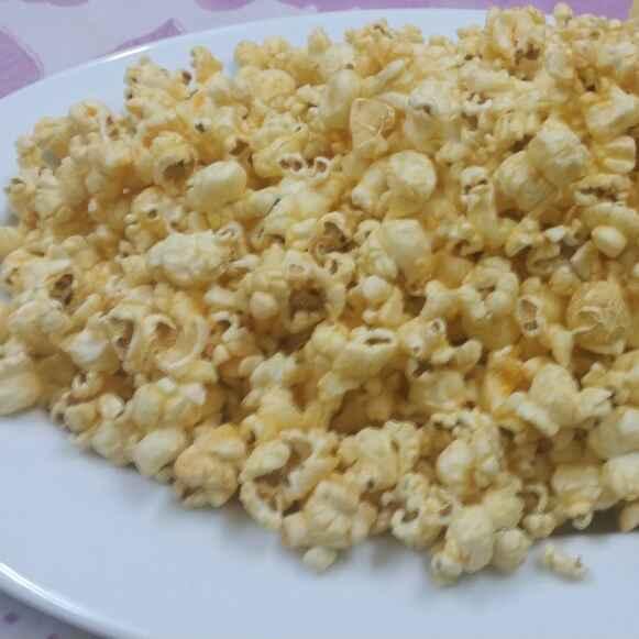 How to make Chilli Popcorn..