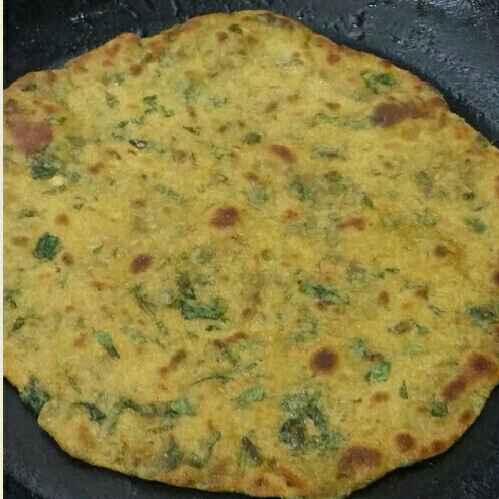 Photo of Rajasthani Missi Roti... by Zeenath Muhammad Amaanullah at BetterButter