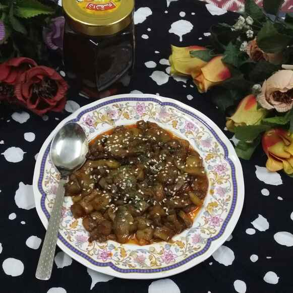 Photo of Honey Chilli Mushroom... by Zeenath Muhammad Amaanullah at BetterButter