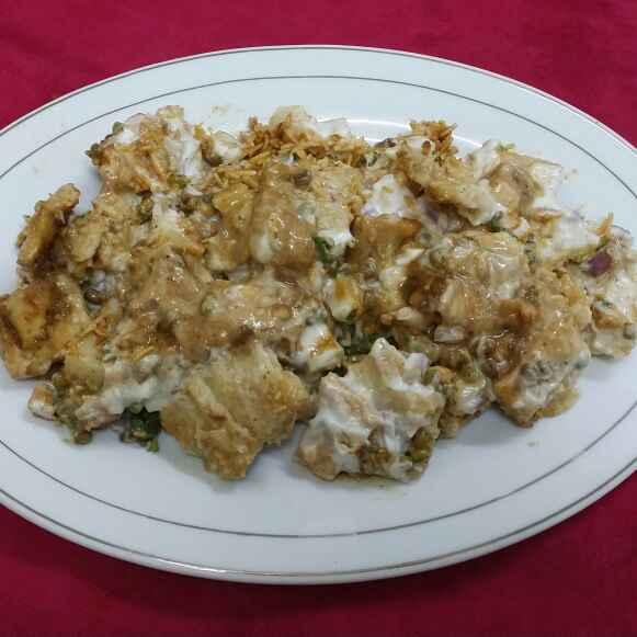 How to make Kachori chaat