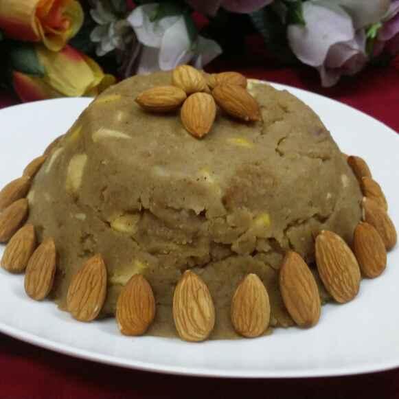 How to make Honeylicious Jowar Apple Sheera..