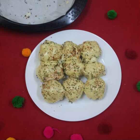 Photo of Stuffed bread dinner rolls by Zeenath Muhammad Amaanullah at BetterButter