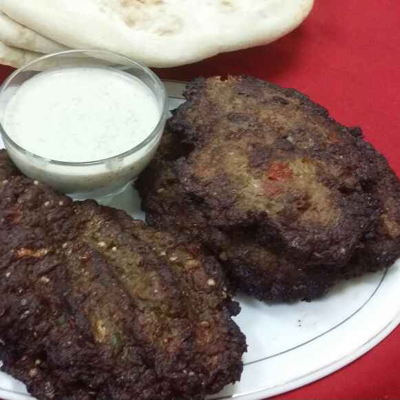 How to make Chapli kabab
