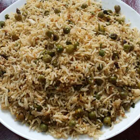Photo of Matar Tawa Pulao by Zeenath Muhammad Amaanullah at BetterButter