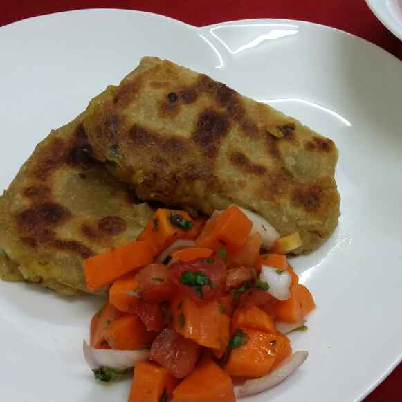 Photo of Chicken baida roti by Zeenath Muhammad Amaanullah at BetterButter