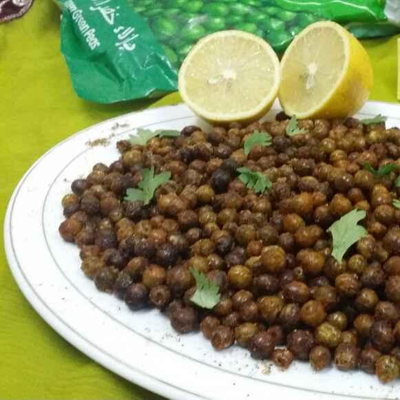 Photo of Baked Masala Green Peas by Zeenath Muhammad Amaanullah at BetterButter