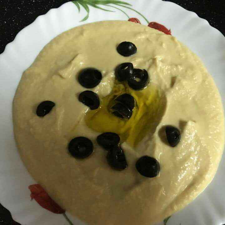 How to make The Classic Middle Eastern Hummus...