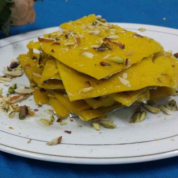 How to make Mahim Halwa/ Bombay Ice Halwa..