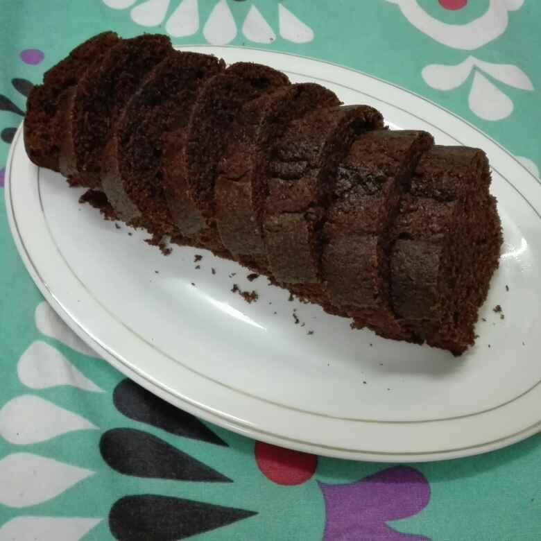 How to make Banana Chocolate Loaf....