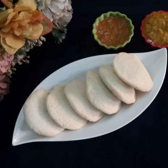 How to make Poha Idlis (Soft Flattened Rice Idlis).....