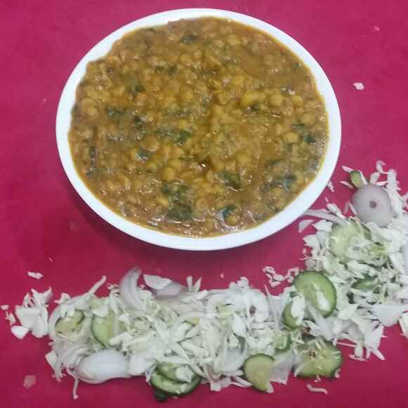 Photo of Daal Chana Fry... by Zeenath Muhammad Amaanullah at BetterButter