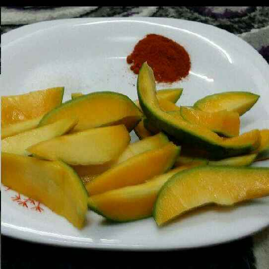 How to make Khatta Meetha Teekha Aam...