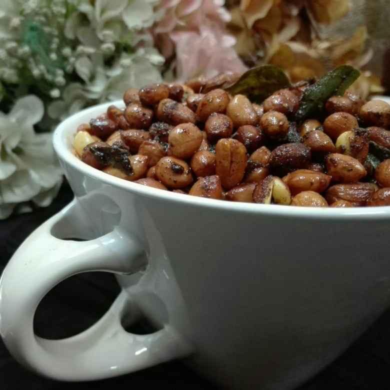 How to make Masala Peanuts...