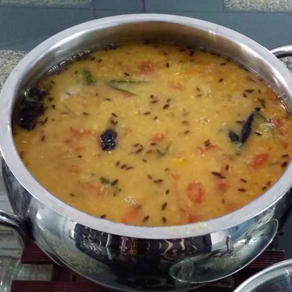 How to make Mixed Lentils Khatti Daal...