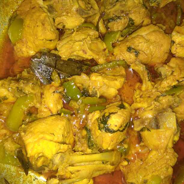 How to make Bachelors easy curd chicken curry