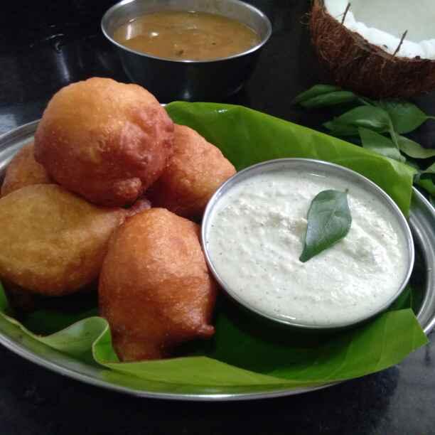 Photo of Restaurant style mysore bonda by Zulekha Bose at BetterButter