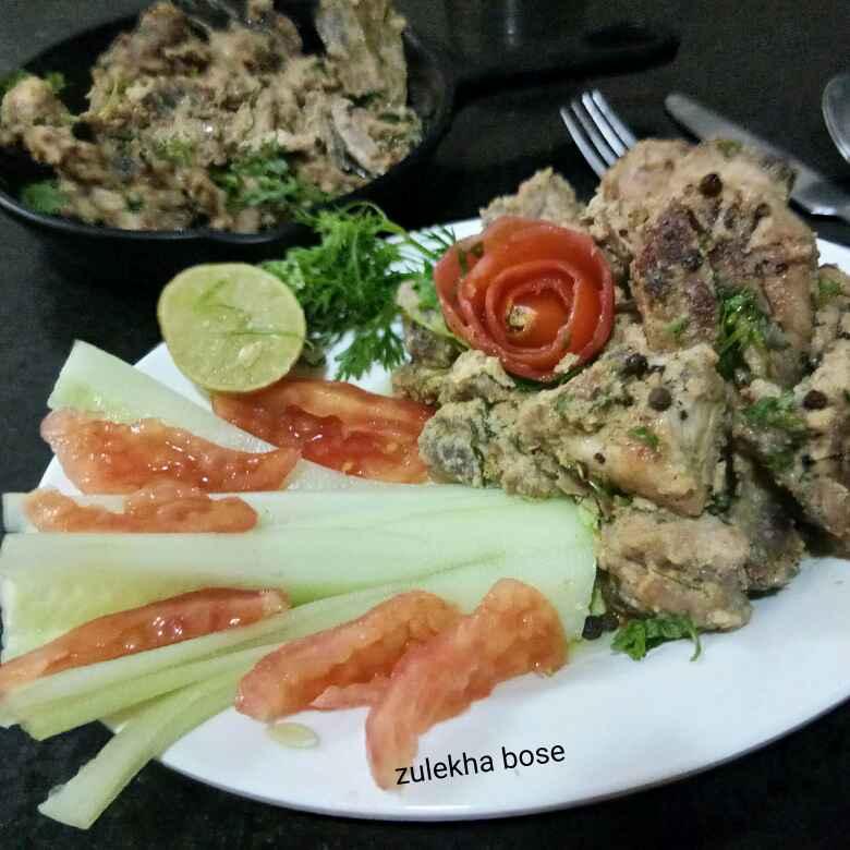 How to make Murgh kali Miri /Lemon pepper dry chicken