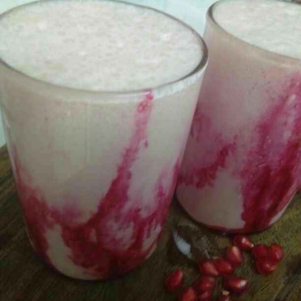 Photo of Anar lassi by Zulekha Bose at BetterButter