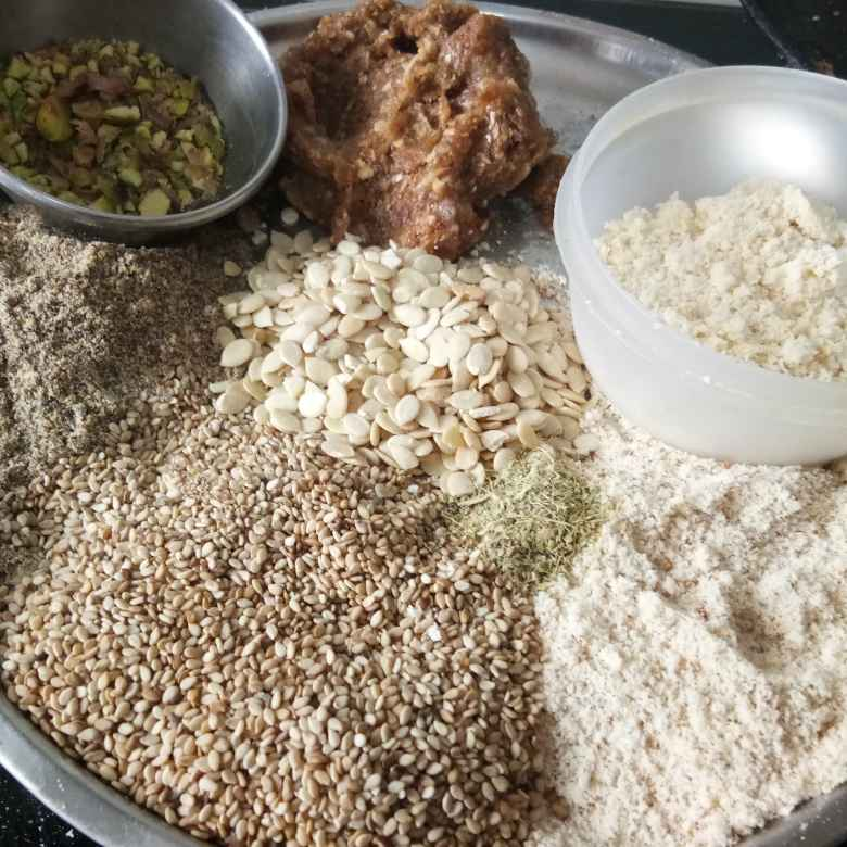 Photo of Mini Flaxseeds Dates Laddu ready in 5 minutes by Zulekha Bose at BetterButter