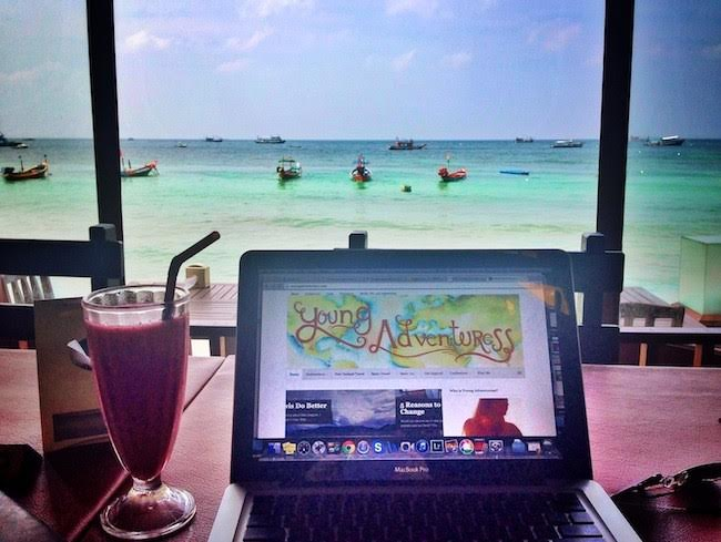 Mindler-travel-blogging-career