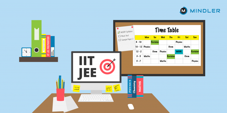 7 Effective Tips to Crack IIT JEE Without Coaching - Mindler