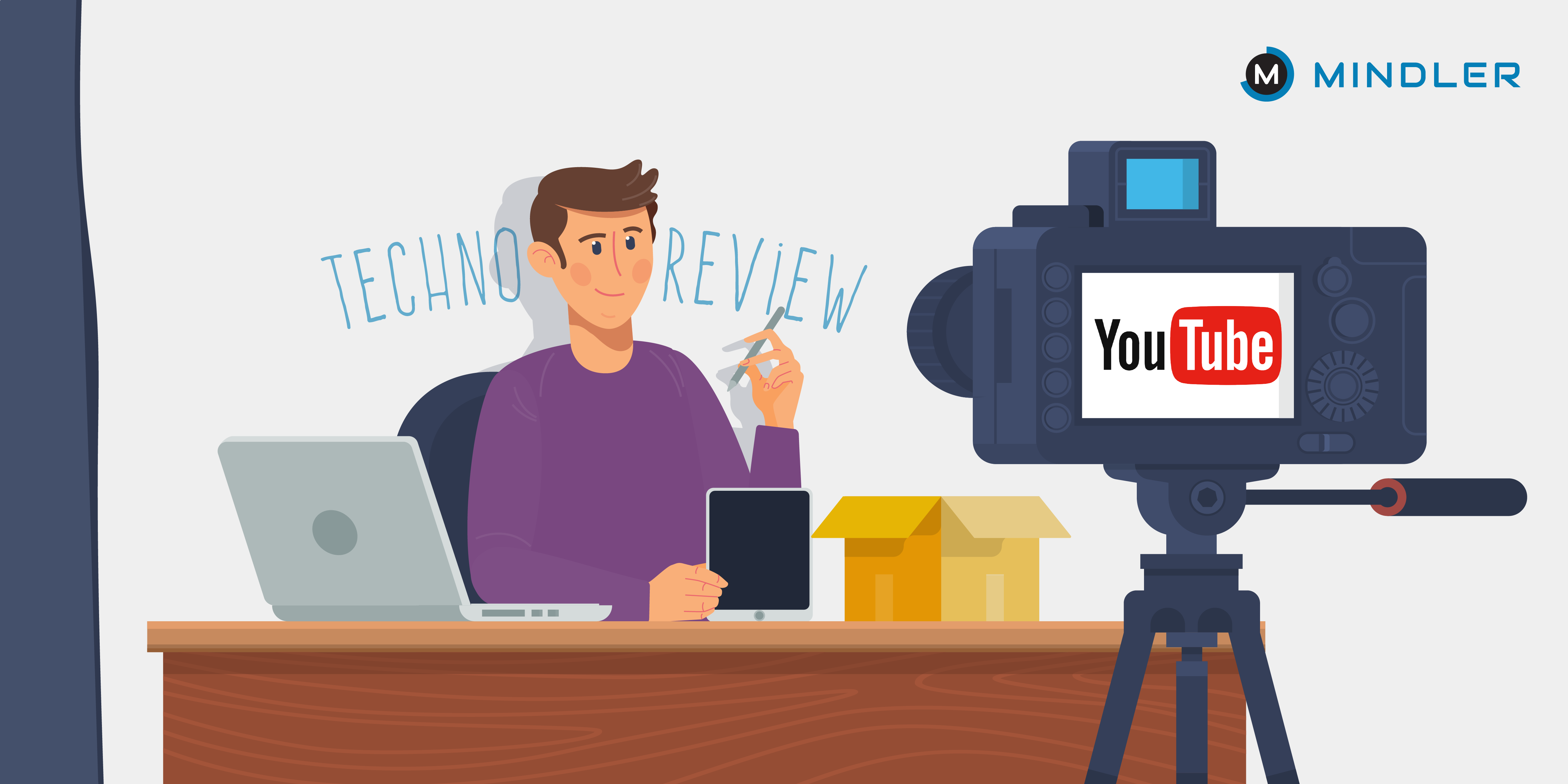 How Can You Start a Career as a YouTuber in India? - Mindler