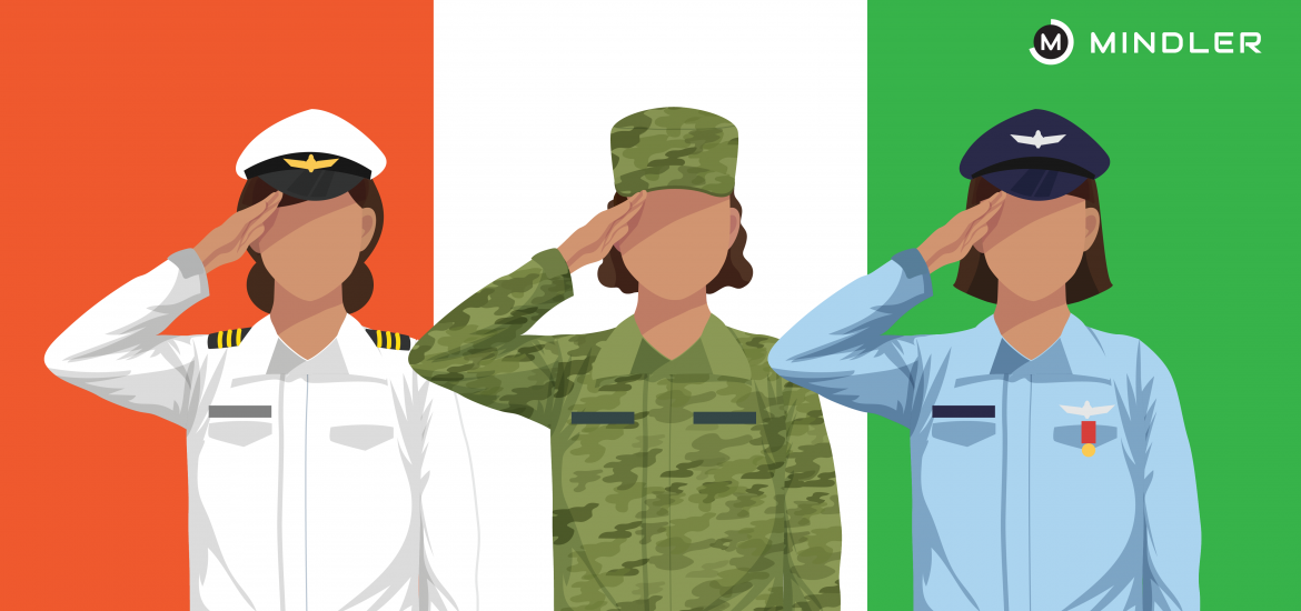 Women in Indian Defence